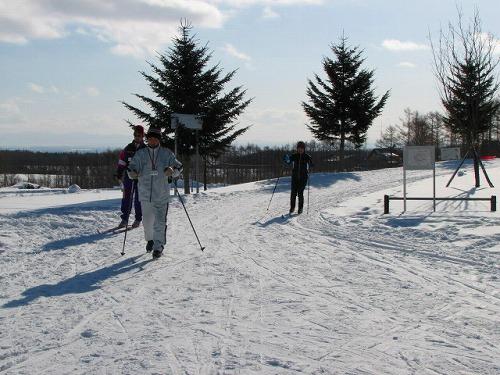 第4回歩くスキーサークル