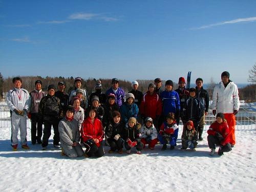 第7回歩くスキーサークル
